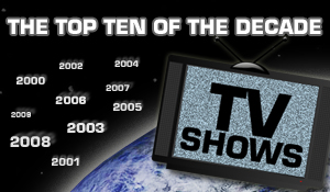 Top Ten TV Shows